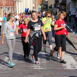 11th Danske Bank Vilnius Marathon - Agne Rackeviciute (20889), Egle Žukaite (21852)
