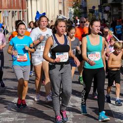 11th Danske Bank Vilnius Marathon - Renata Okincic (11452), Santa Šulnyte (11861), Ugne Karpuškaite (20792), Gabriele Vinickaite (21377)