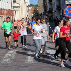 11th Danske Bank Vilnius Marathon - Mindaugas Sapežinskas (12483), Renata Trijonyte (12485)