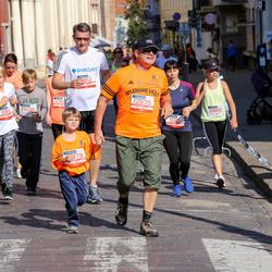 11th Danske Bank Vilnius Marathon - Inga Stoškuviene (11321), Aurelijus Stuknys (11812), Erlandas Petrunas (12675), Minija Volbekaite (21666)