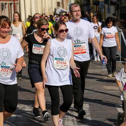 11th Danske Bank Vilnius Marathon - Janis Polis (12837), Jessica Claire Mc Colly (20275), Katherine Lum (20277)