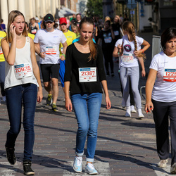 11th Danske Bank Vilnius Marathon - Irute Imbrasiene (12252), Rusne Žilyte (20935), Urte Jarmalaite (21367)