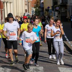 11th Danske Bank Vilnius Marathon - Andžej Okincic (11451), Patrikas Okincic (11454)