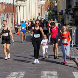 11th Danske Bank Vilnius Marathon - Svetlana Savicka (11408), Vaiva Ruginyte (21302)