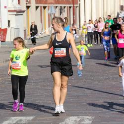 11th Danske Bank Vilnius Marathon - Svetlana Savicka (11408), Aleksandra Savicka (11409), Saule Traubaite (12656)