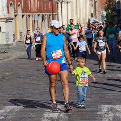 11th Danske Bank Vilnius Marathon - Vytautas Poška (10013), Linas Mockus (10827)