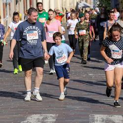 11th Danske Bank Vilnius Marathon - Juan Lucini (21349), Carlos Lucini (21353), Teodora Bute (21460)