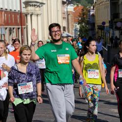11th Danske Bank Vilnius Marathon - Estera Kalinauskaite (21849), Sofija Kriveliova (21851), Martynas Lastauskas (31104)