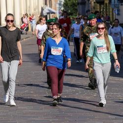 11th Danske Bank Vilnius Marathon - Edita Milevska (20940), Kristina Kaupaite (21369)