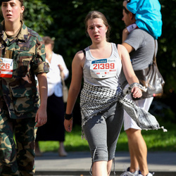 11th Danske Bank Vilnius Marathon - Viktorija Kazakeviciute (21399)