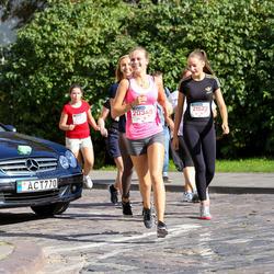 11th Danske Bank Vilnius Marathon - Neda Urbonaite (20348), Ieva Davulyte (21522)