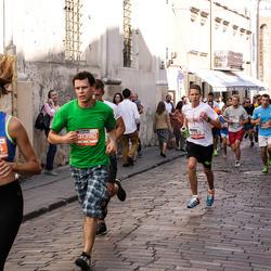 11th Danske Bank Vilnius Marathon - Martynas Rimkevicius (11262), Vilmantas Gėgžna (31390), Kristina Gudaitytė (31434)
