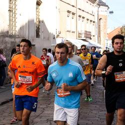 11th Danske Bank Vilnius Marathon - Tautvydas Marušauskas (12820), Paulius Varonenka (31201)