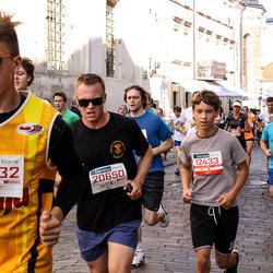 11th Danske Bank Vilnius Marathon - Joris Makauskis (12433), Dominykas Makunas (20650)