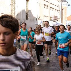 11th Danske Bank Vilnius Marathon - Audrius2 Benkevicius (11937), Auguste Laurinaityte (21235), Justinas Bagdonas (75234)