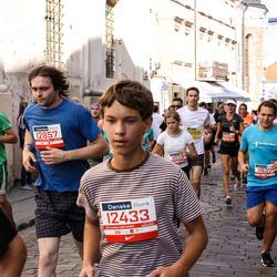 11th Danske Bank Vilnius Marathon - Emilija Cypaite (11523), Audrius2 Benkevicius (11937), Modestas Bastys (12857)