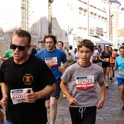 11th Danske Bank Vilnius Marathon - Audrius2 Benkevicius (11937), Joris Makauskis (12433), Modestas Bastys (12857)