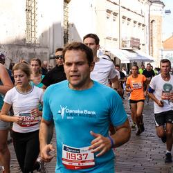 11th Danske Bank Vilnius Marathon - Aušrine Maurukaite (10497), Auguste Laurinaityte (21235), Justas Berškys (30294)