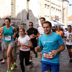 11th Danske Bank Vilnius Marathon - Emilija Cypaite (11523), Audrius2 Benkevicius (11937), Auguste Laurinaityte (21235), Justinas Bagdonas (75234)