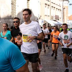 11th Danske Bank Vilnius Marathon - Aušrine Maurukaite (10497), Justas Berškys (30294)