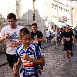 11th Danske Bank Vilnius Marathon - Eimantas Abelkis (30040), Andrius Kontrimas (30669)