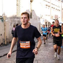 11th Danske Bank Vilnius Marathon - Eimantas Abelkis (30040), Titas Bukšnys (30323)