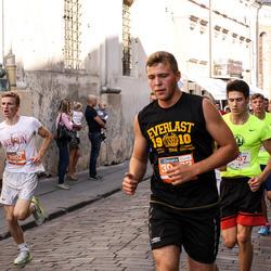 11th Danske Bank Vilnius Marathon - Lukas Poška (21157), Titas Bukšnys (30323), Robertas Petrikas (31102)