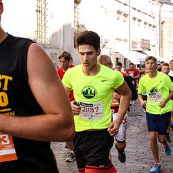 11th Danske Bank Vilnius Marathon - Igoris Fedorenko (20430), Lukas Poška (21157), Saulius Valatka (21179)