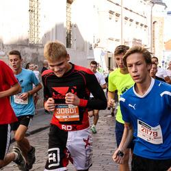 11th Danske Bank Vilnius Marathon - Saulius Valatka (21179), Kamilis Balkaitis (30601)