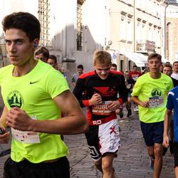 11th Danske Bank Vilnius Marathon - Igoris Fedorenko (20430), Saulius Valatka (21179), Kamilis Balkaitis (30601)