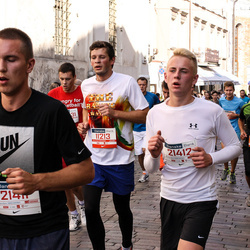 11th Danske Bank Vilnius Marathon - Aidas Knistautas (11213), Gustas Grigonis (21412)