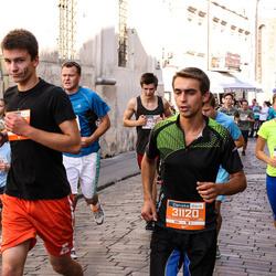 11th Danske Bank Vilnius Marathon - Gabriele Magelinskaite (10518), Donatas Būdvytis (31120)