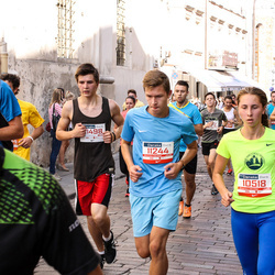 11th Danske Bank Vilnius Marathon - Gabriele Magelinskaite (10518), Povilas Diska (11244), Vilma Puišiene (11498)