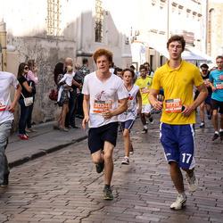 11th Danske Bank Vilnius Marathon - Vitalij Stefanovic (11794), Aurimas Karlonas (30346), Daugėla (31779)