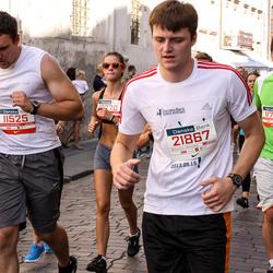 11th Danske Bank Vilnius Marathon - Aidas Makštutis (11525), Martynas Vaicekauskas (11743), Jurgis Naktinis (21867)