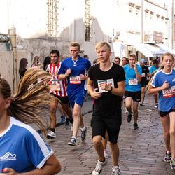 11th Danske Bank Vilnius Marathon - Donatas Janulaitis (10143), Olga Rusinova (12524), Ernest Rudel (21186)