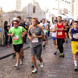 11th Danske Bank Vilnius Marathon - Mindaugas Banevicius (11750), Karolina Karl (12647), Simas Kisielius (20299)