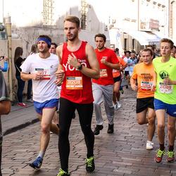 11th Danske Bank Vilnius Marathon - Andrej Sliusarenko (10847), Nerijus Mocevicius (11197), Andrius Uljanov (21089)