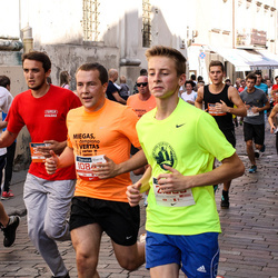 11th Danske Bank Vilnius Marathon - Andrej Sliusarenko (10847), Tomas Papinigis (20449)