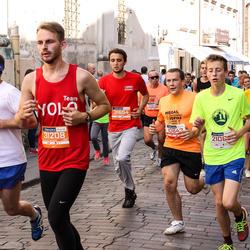 11th Danske Bank Vilnius Marathon - Andrej Sliusarenko (10847), Evaldas Ramoška (31654)