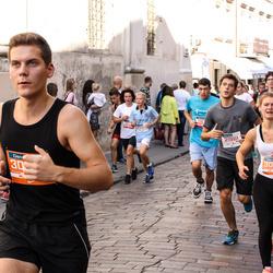 11th Danske Bank Vilnius Marathon - Nojus Mickus (21961), Karolina Razvinavičiūtė (30633)