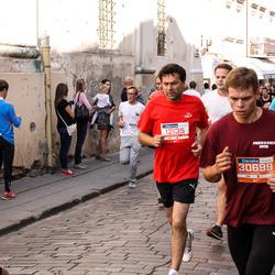 11th Danske Bank Vilnius Marathon - Alvydas Karpavicius (12135), Edvinas Navakauskas (30699)