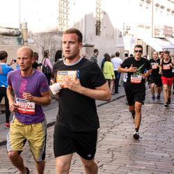 11th Danske Bank Vilnius Marathon - Viaceslav Plachtinskij (10003), Vidmantas Bikas (12024)