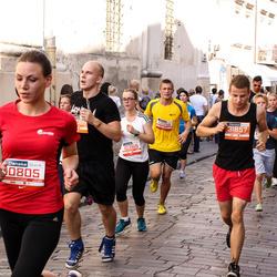 11th Danske Bank Vilnius Marathon - Elze Masiene (10365), Diana Mikša (10805), Gytis Bielinis (12096), Ignas Stanevičius (31854)