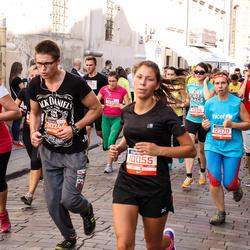 11th Danske Bank Vilnius Marathon - Jolita Levickiene (10522), Dovile Šinkuniene (12370), Lukas Pilipavičius (30244)
