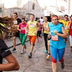 11th Danske Bank Vilnius Marathon - Mindaugas Maigys (10605), Dovile Šinkuniene (12370), Diana Kacanova (12508), Erikas Neporadnyj (20494)