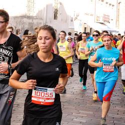 11th Danske Bank Vilnius Marathon - Mindaugas Maigys (10605), Dovile Šinkuniene (12370)