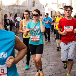 11th Danske Bank Vilnius Marathon - Mindaugas Maigys (10605), Une Kaunaite (11395)