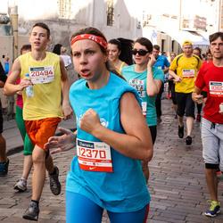 11th Danske Bank Vilnius Marathon - Mindaugas Maigys (10605), Dovile Šinkuniene (12370), Erikas Neporadnyj (20494)