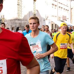 11th Danske Bank Vilnius Marathon - Aleksandr Tolstoj (12095), Justas Kondratavicius (21119)